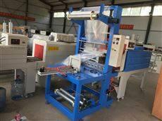 真金板热收缩包装机自动套膜收缩机价格