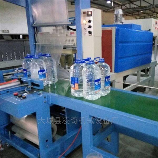 河北矿泉水/啤酒/饮料热收缩包装机供应商