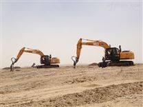 挖掘机钻孔机 打桩机河北霸州厂家生产