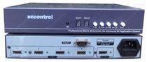 4路高清視頻HDMI自動輪巡切換器