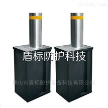 DB分体式液压电动升降隔离柱 地埋式挡车柱
