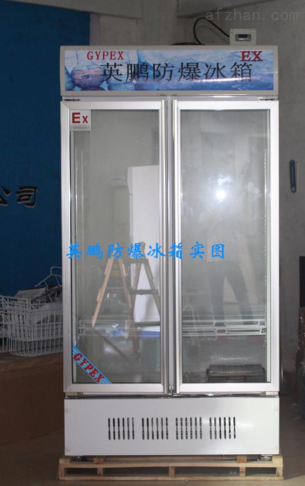 内江市防爆冷藏柜冰箱400升