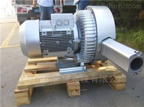 7.5KW双叶轮高压风机