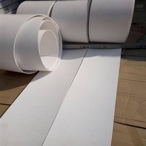 纯白色5mm四氟楼梯板