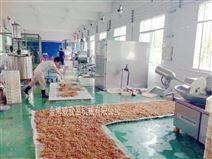 诸城金博威专业供应千页豆腐切丝机设备