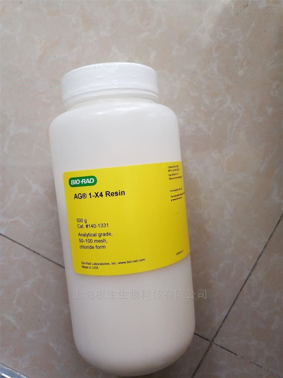 Bio-Rad伯乐AG1-X4阴离子交换树脂1401331