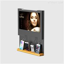 充电广告机液晶显示器