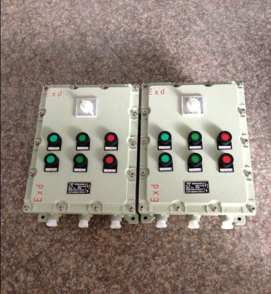 FXK-S-防水防尘防腐防爆控制箱