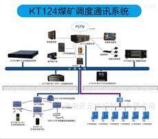 KT124煤矿一体化调度管理系统