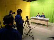 北京迪蓝科技介绍校园电视台搭建效果