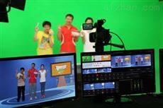 高清4K虚拟演播室需要占用多大的空间