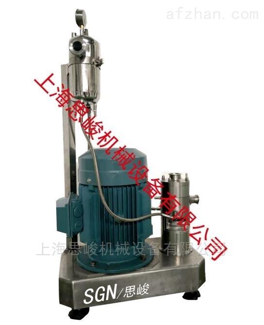热塑性聚酰亚胺树脂分散机