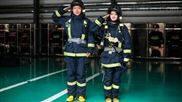 17式消防救援服 消防员灭火服 3C消防防护服