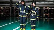 17式消防救援服 消防員滅火服 3C消防防護服