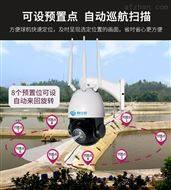 慧安鑫4G高清紅外夜視80米室外防水監控球機