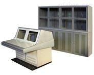 定制监控电视墙机柜拼接屏支架 屏幕墙