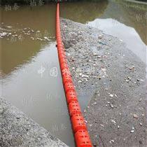 水库漂浮渣子拦污浮筒 电厂导污排定做