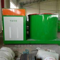山东枣庄市环保不冒烟节能设备生物质燃烧机