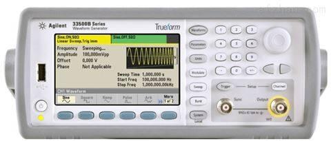 Agilent 33509B 33509B 波形发生器