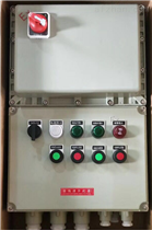 BXK-壁挂式工厂防爆控制箱