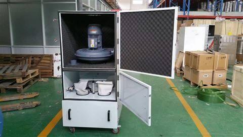 塑胶打磨集尘器 塑料件抛光集尘机