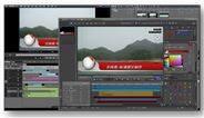 音频剪辑制作一体机4k超清视频后期非编站