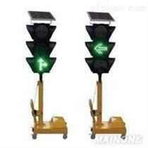 阳西茂名移动式太阳能信号灯厂家