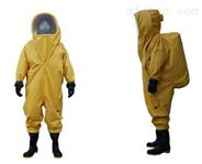 重型防化服 全封闭式防护服配空气呼吸器用