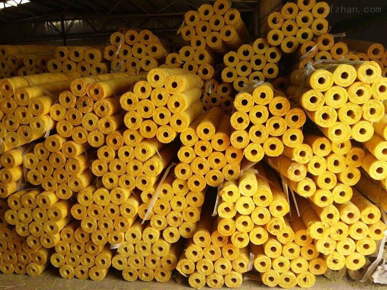 包检测 防水性岩棉保温管壳