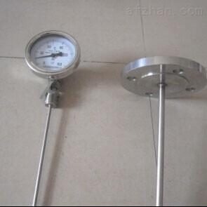 轴向电接点双金属温度计现货