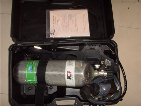 化工厂用RHZKF6.8L/30Mpa空气呼吸器