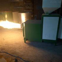 120万大卡高热型生物质燃烧机