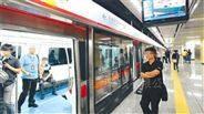 地铁旅客越黄线报警系统