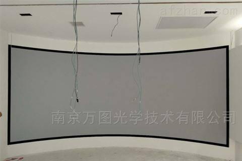 360度环幕投影融合系统