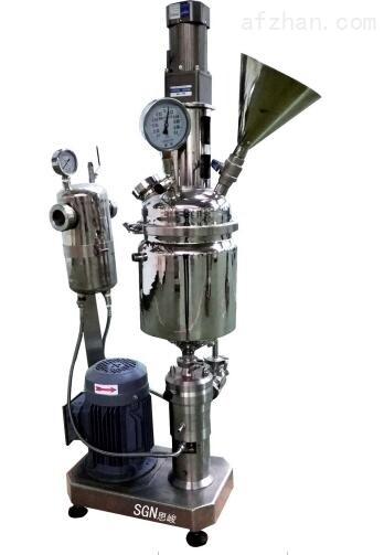黑磷纳米片分散液分散机