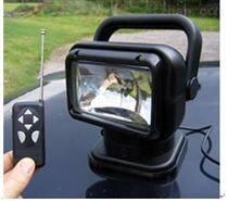 无线遥控车载探照灯