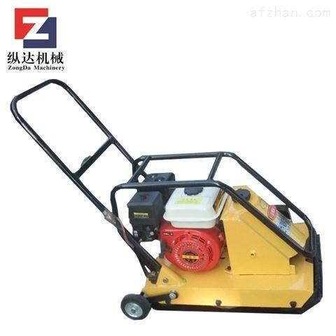 HZR115型路面平板夯