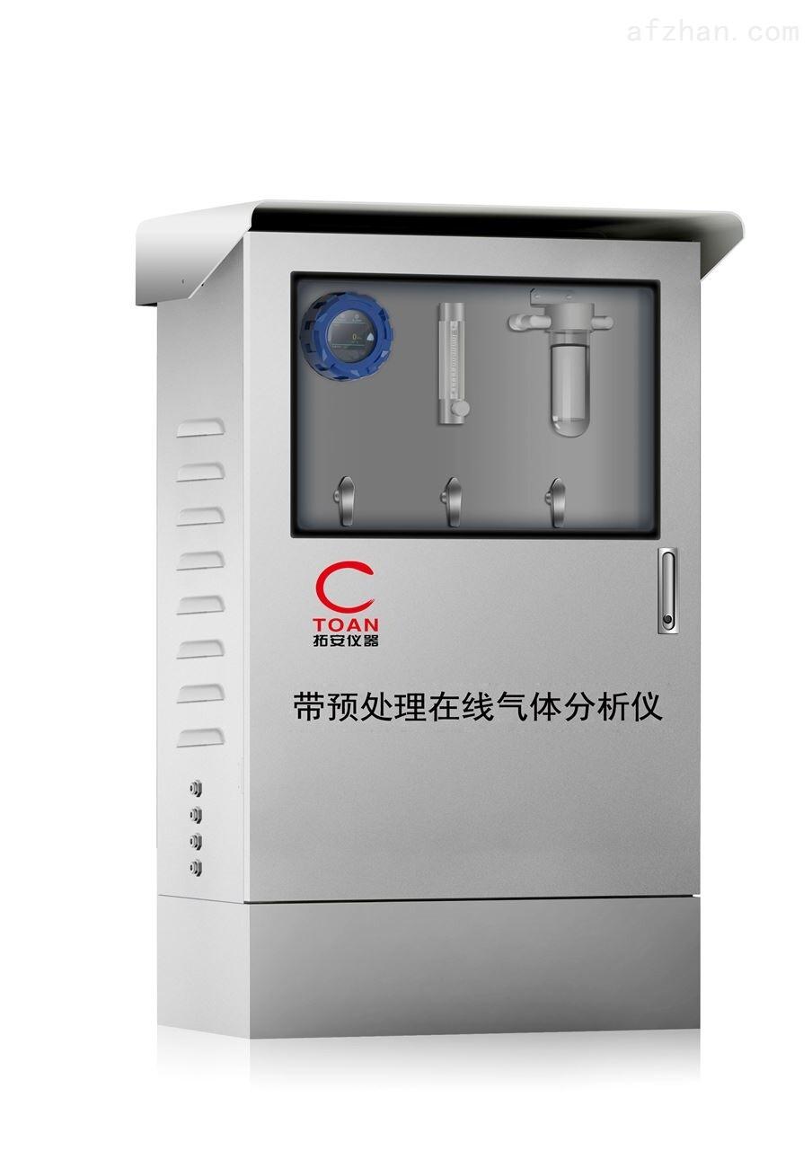高精度科研型在線式氦氣濃度檢測分析儀