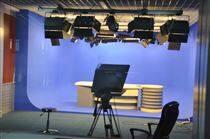 中小型虚拟演播直播室方案厂家设备低价格
