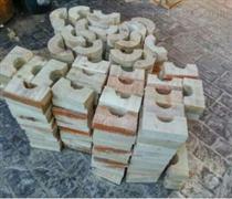河北防腐管道木托 空调木托生产厂家