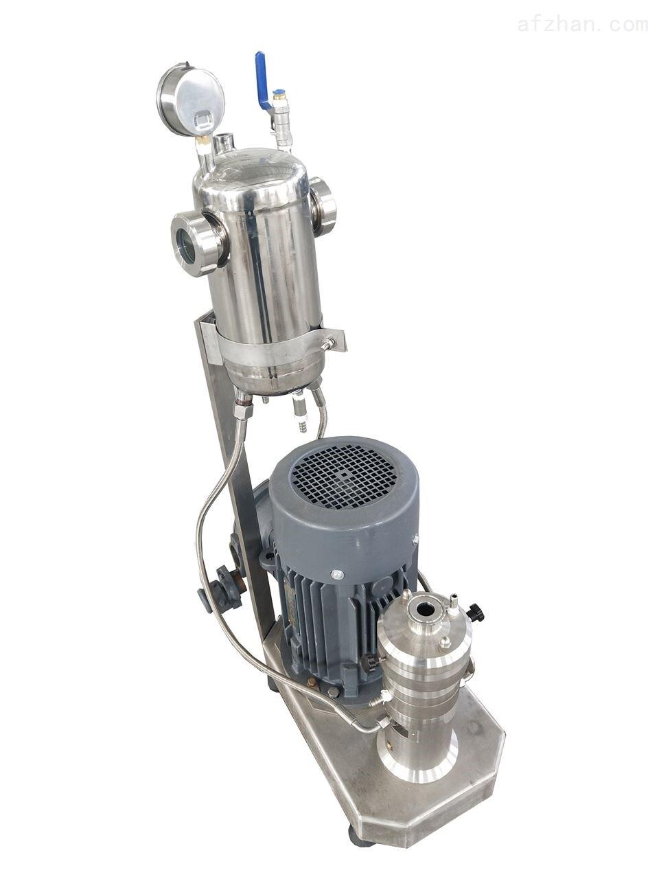 纳米氧化锆防爆分散机