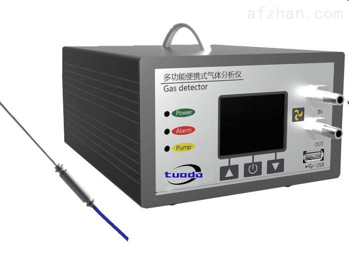 手提式复合气体浓度检测仪