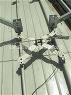 铝镁锰400防跌落系统430水平生命线