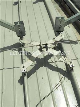 双线生命线系统施工安全防护装置