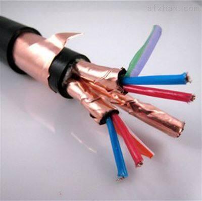 DJYVP2-5*2*1.0铜带屏蔽计算机电缆