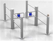 智能圓柱刷卡擺閘 廠家直銷圓柱擺閘