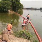 漳州市政河道拦水葫芦浮筒 水面拦污漂浮筒