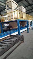 多种型号的墙体保温板设备匀质板生产线