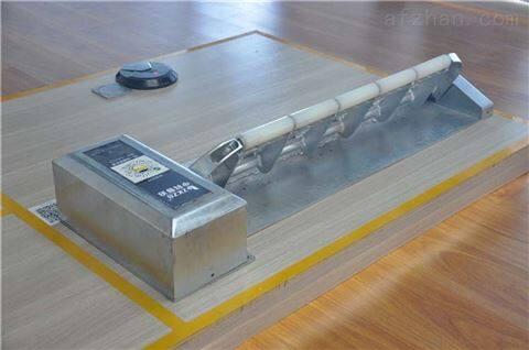平板升降智能車位鎖防水防逃費智能鎖