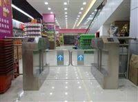 超市感应自动门